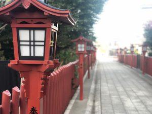 川越八幡宮の紹介